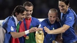 2006 feierte Italien im WM-Finale seinen größten Sieg gegen Frankreich