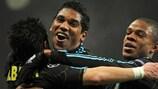 Marseille durfte sich über einen souveränen Sieg in Moskau freuen