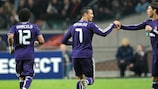 Masterful Madrid take top spot in style