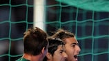Sporting ist eine von mehreren Mannschaften, die am 5. Spieltag den Einzug in die nächste Runde schaffen können