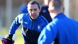 David Weir has committed to another season with Rangers