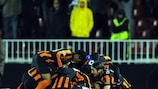 Inspired Shakhtar on verge of history