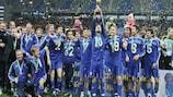 Lokomotiv Astana feierte den größten Erfolg der Vereinsgeschichte
