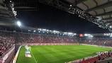 The Georgios Karaiskakis Stadium will host Tuesday's Match Against Poverty