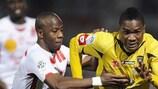 Ideye Brown anotó 15 goles para ayudar al Sochaux a concluir quinto en la última temporada en Francia