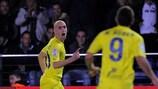 Villarreal y Nápoles se juegan el pase
