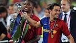 Classics: Barcelona - Manchester United 2-0