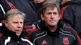 Dalglish was encouraged by his side's spirit at Old Trafford