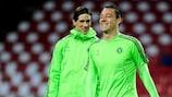 Fernando Torres et John Terry veulent sauver leur saison en remportant l'UEFA Champions League