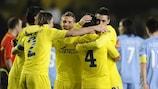 El Villarreal alimenta su sueño europeo