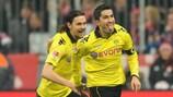 Bender e Şahin elogiam Dortmund
