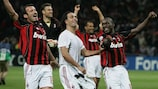 2006/07 AC Milan - Manchester United FC 3:0: Bericht