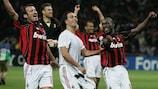 2006/07 AC Milan 3-0 Manchester United FC : compte rendu