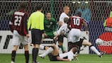 Clássicos: Milan 3-0 Manchester United