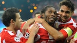 Club facts: Olympiacos