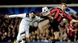 El Milan, resignado con la eliminación