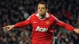 'Chicharito' da el pase al United