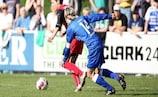 Omens against holders in German derby