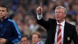 Alex Ferguson contente por finalmente ter ganho na Alemanha