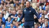 Ally McCoist's Rangers will most likely take on Malmö