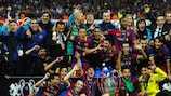 Barcelona triumphierte zuletzt 2011