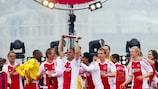 Alderweireld, Ebecilio on Ajax ambitions