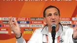 Bruno Bini a terminé à la quatrième place du Mondial en Allemagne