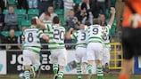 O Shamrock Rovers defende uma vantagem frente ao Flora