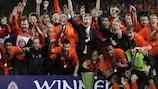 Shakhtars UEFA-Pokal-Sieg 2009 in Istanbul anschauen