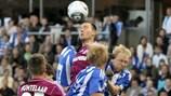 El HJK sorprendió al Schalke la semana pasada