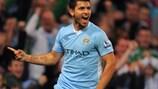 Agüero unfazed by City expectations