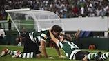Ten-man Sporting keep Lazio at bay