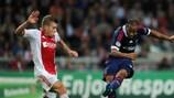 Point pleases Ajax's De Boer
