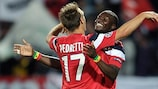 Doumbia at the double as CSKA deny Lille