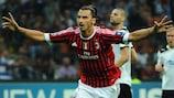 Zlatan-Cassano, il Milan sorride