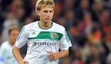 Roman Bezus has emerged as an exciting talent at Vorskla