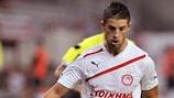 Ein Treffer von Kevin Mirallas langte Olympiacos zur Meisterschaft