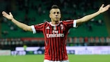 Stephan El Shaarawy has extended his contract at Milan until June 2017