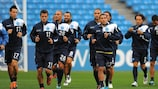 City and Napoli gear up for 'special day'