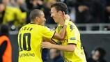 Perišić denies Arsenal for Dortmund