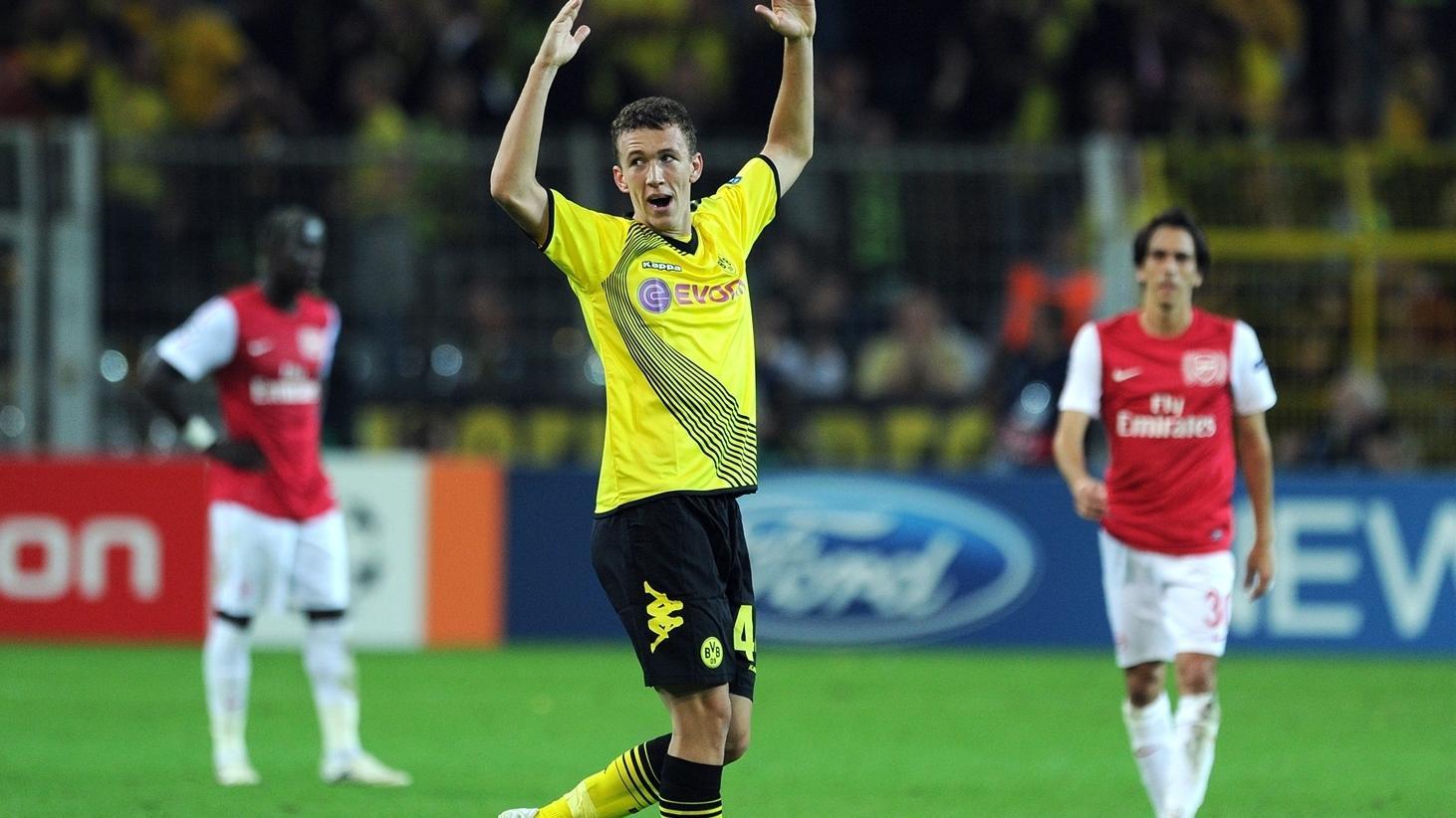 "Perišić moved by ""perfect moment""   UEFA Champions League   UEFA.com"