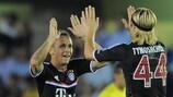 Heynckes hails Bayern solidity