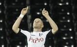 Andrew Johnson has scored all of Fulham's goals in Group K