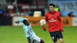 Slovan break their duck as PSG end with nine