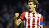 Fernando Llorente kept his composure on two occasions from the spot