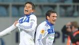 Last-gasp Garmash earns Dynamo victory