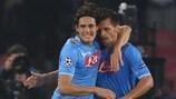 O Nápoles fica à frente do Manchester City se vencer o Villarreal