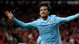 David Silva has proved an instant hit at Manchester City