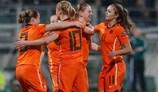 Holanda es la única de las cuatro semifinalistas de 2009 que lidera su grupo