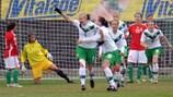 A Irlanda do Norte ficará em boa posição se vencer na Bélgica